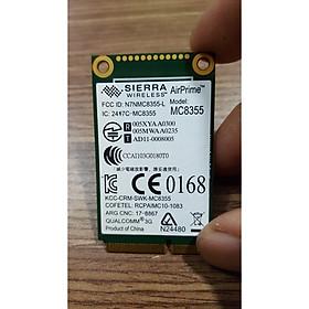 Card wwan 3G Lenovo MC8355 Gobi3000 dùng cho laptop Lenovo X220,X230,T420,T430,T520,T530,W520,W530 - Hàng nhập khẩu
