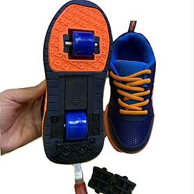 Giày Trượt Thể Thao Bánh Xe Cho Bé Trai 3 - 15 Tuổi GB01