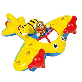Máy bay trong rừng Johnny Hornet- WOW Toys của Anh