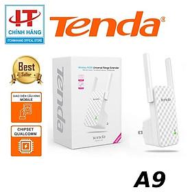 Bộ kích sóng WI-Fi Tenda A9 tốc độ 300Mbps - Hàng Chính Hãng