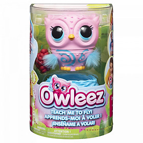 Cú Con Owleez học bay – Hồng Dreamy SPIN MASTER 6053358