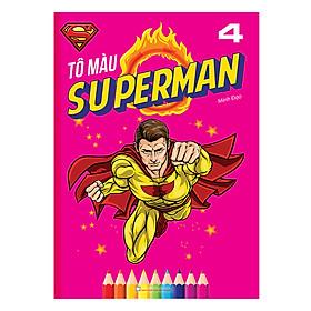 Tô Màu Superman Tập 4