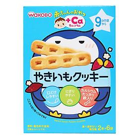 Hình đại diện sản phẩm Bánh Quy Khoai Lang Nướng Wakodo A09 (57.6g)