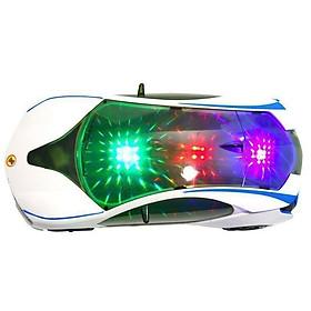 Đồ chơi cho trẻ siêu xe 3D có nhạc, đèn Led