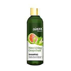 Dầu Gội Trị Gàu Tinh Chất Bưởi Độc Quyền Damode pink grapefruit shampoo 265ml nam nữ