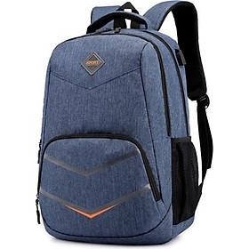 Balo Nam Nữ Unisex thời trang V Fashion, Balo Laptop 15,6inch, Balo Đi Học Chất Đẹp (47 x 32CM)