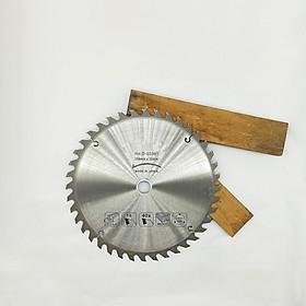 Lưỡi cưa cắt xẻ gỗ hợp kim Φ300 x 40 răng x mạch cắt 3.2mm x 4500 rpm
