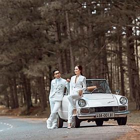Chụp ảnh cưới Đà Lạt đẹp - rẻ - chất lượng