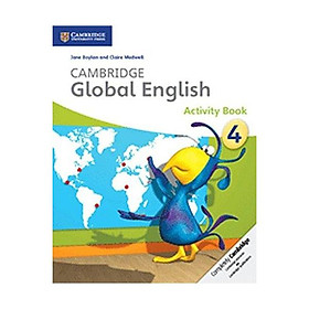 Cambridge Global English Stage 4: Activity Book