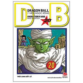 Dragon Ball - Tập 20 (Tái Bản 2018)