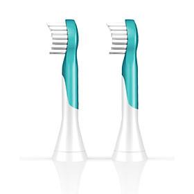 Bộ 2 Đầu Bàn Chải Đánh Răng Điện Cho Trẻ Em Philips Sonicare HX6032/35