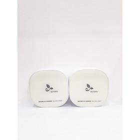 Combo Phấn Nước Trang Điểm Chống Nắng Bổ Sung Collagen Ecosy The Collagen Spf50+/Pa+++(15G) -Số 22-0