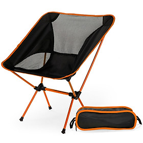 Portable Detachable Chair Beach Seat Lightweight Seat for Hiking Fishi