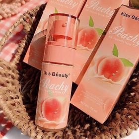Kem nền che khuyết điểm Kiss Beauty Peach BB Foundation 50ml-1