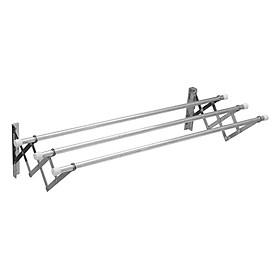 Giàn Phơi Đồ Inox 304 Ống 16mm Co Giãn Thông Minh Cao Cấp Goda Loại 1m - GD-105