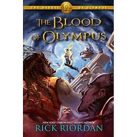 Truyện đọc tiếng Anh - The Blood Of Olympus