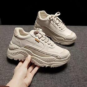 Giày thể thao nữ viền chữ cực đẹp, kiểu dáng trẻ trung, đế đi êm chân, fom giày ôm chân tạo cảm giác thoải mái