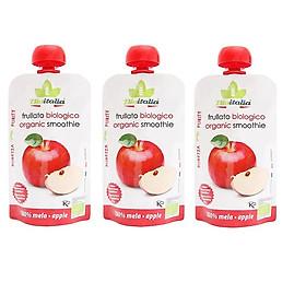 Sinh tố táo hữu cơ Bioitalia (120g) - Lốc 3 hộp