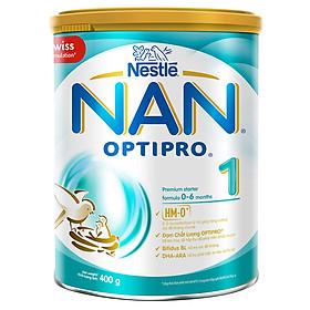 Sữa Bột Nestlé NAN Optipro 1 (400g) - HMO