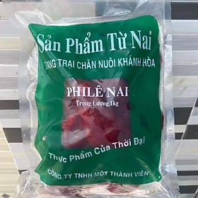 [chỉ giao HCM] Thịt Nai Phi lê túi 1kg