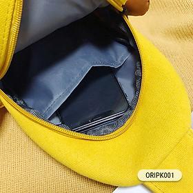 Túi đeo chéo họa tiết vịt cực đáng yêu-6