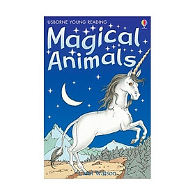 Usborne Young Reading Series One: Stories of Magical Animals + CD