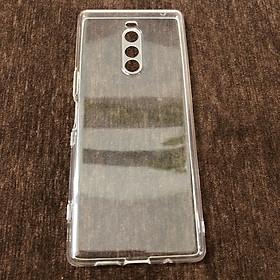 Ốp lưng dành cho Sony Xperia 1 dẻo loại tốt