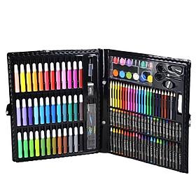 150 pcs/set Painting Pencil Water Color Marker Pen Crayon Oil Pastel Sketching Paint Brush Kids Drawing Tool Supplies