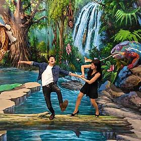 Vé bảo tàng 3D Art in Paradise Pattaya