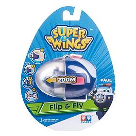 Bệ Phóng Quả Trứng - Cảnh Sát Paul Super Wings YW710665