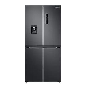 Tủ lạnh Samsung Multidoor Inverter 488 lít RF48A4010B4/SV - Hàng chính hãng (chỉ giao HCM)