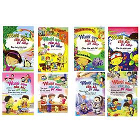 Cuốn sách nuôi dưỡng trí tò mò của trẻ:  Combo 8 Quyển Mười Vạn Câu Hỏi Vì Sao  - Câu Hỏi Và Trả Lời