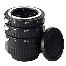 Bộ Ống Chụp Mở Rộng AF Dành Cho Máy Ảnh Nikon AF AF-S DX FX SLR
