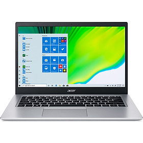 Laptop Acer Aspire 5 A514-54-39KU NX.A23SV.003 (Core i3-1115G4/ 4GB DDR4 2666MHz Onboard/ 256GB SSD M.2 PCIE/ 14 FHD IPS/ Win10) - Hàng Chính Hãng