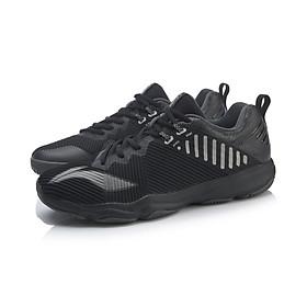Giày bóng chuyền Lining AYTP031-1 mẫu mới, êm ái, hỗ trợ vận động tốt, dành cho nam, màu đen đủ size