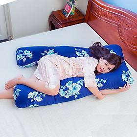 Gối Ngủ cho Mẹ Bầu chính hãng Zcare - chứng nhận Độc Quyền,giúp bà bầu thoải mái khi ngủ an toàn và có xuất xứ rõ ràng.