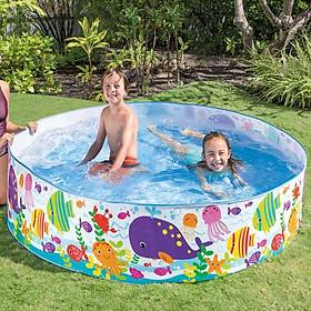 Bể bơi phao lắp dựng 1m83 INTEX 56452