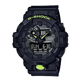 Đồng hồ Casio Nam G Shock GA-700DC-1ADR