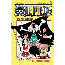 One Piece Tập 16: Ý Chí Được Kế Thừa (Tái Bản 2020)