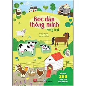 Bóc Dán Thông Minh - Nông Trại