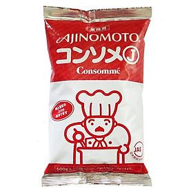 Bột nêm chiết xuất thịt & rau Ajinomoto Consomme 500g