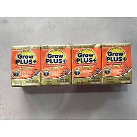 Thùng Sữa Bột Pha Sẵn GrowPLUS+ Cam 110ml Chậm Tăng Cân (48 Hộp x 110ml)