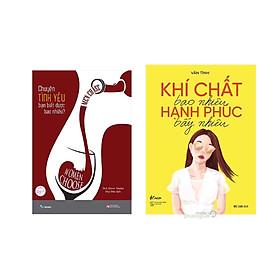 Combo 2 cuốn :  Chuyện Tình Yêu Bạn Biết Được Bao Nhiêu? + Khí Chất Bao Nhiêu, Hạnh Phúc Bấy Nhiêu