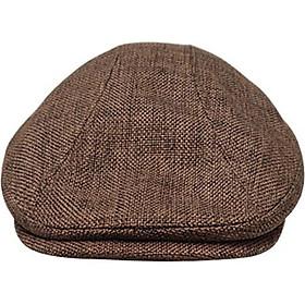 Mũ bere nam phong cách cổ điển Anh BR016