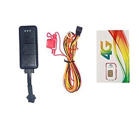 Định vị xe máy khuyến mại sim 3G