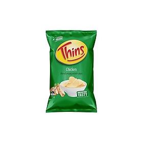 Snack khoai tây THINS - vị gà (175g)