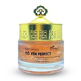 Mặt nạ ngủ Tổ yến Perfect BA12Days Cosmetics (100ml) - Nuôi dưỡng làn da trong từng giấc ngủ
