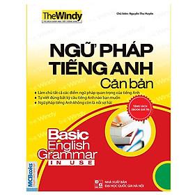 Ngữ Pháp Tiếng Anh Căn Bản - Basic English Grammar In Use (Bìa vàng)