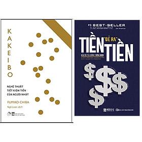 Combo Kakeibo- Nghệ Thuật Tiết Kiệm Tiền Của Người Nhật+Tiền Đẻ Ra Tiền: Đầu Tư Tài Chính Thông Minh