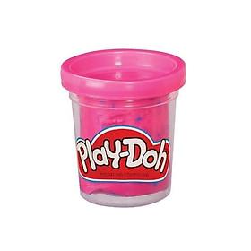 Đồ chơi đất sét Hộp bột cốm Playdoh màu hồng PLAYDOH B3423A/PK